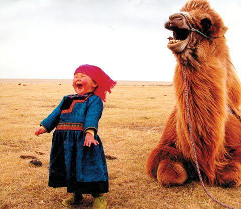 Child so happy