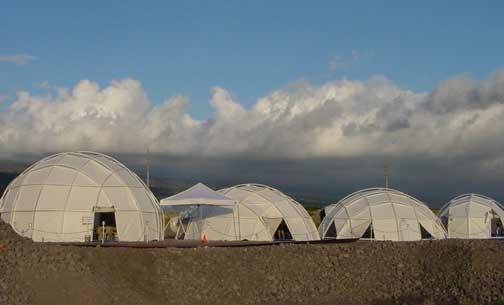 Burning Man Dome