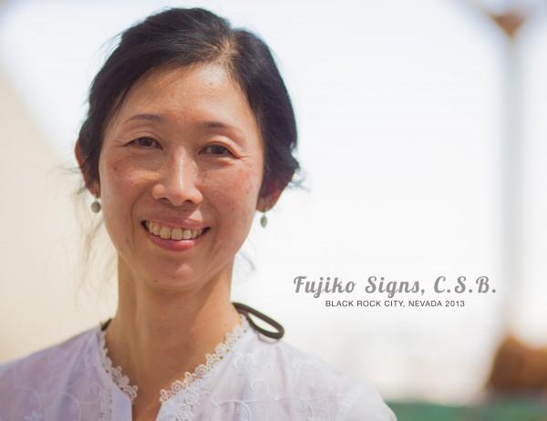 Fujiko Signs, C.S.B